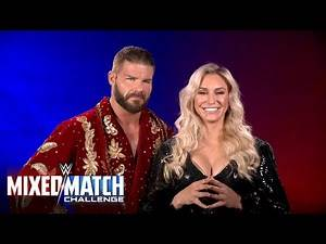 Charlotte Flair Bobby Roode proudly represent Girl Up in WWE Mixed Match Challenge
