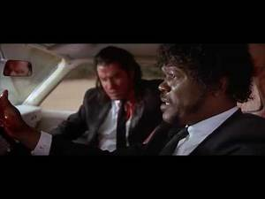 """Pulp Fiction - #14 - """"I shot Marvin in the face"""""""