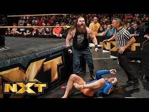 Killian Dain blindsides Matt Riddle: WWE NXT, Aug. 7, 2019