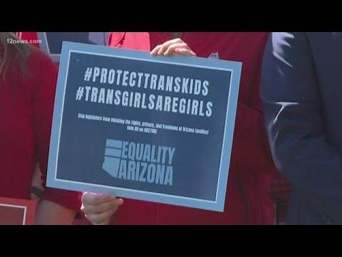What do you think about an Arizona bill that would ban transgender girls from competing in high scho