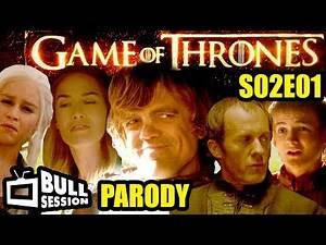 The War of Five Protagonists | Game of Thrones Abridged - S02E01