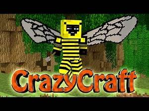 "Minecraft | CrazyCraft 2.0 - OreSpawn Modded Survival Ep 110 - ""WORST SUPERHERO EVER"""