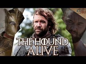 The hound is alive! | What will the Sandor do next? | Game of Thrones s6ep07
