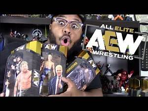 AEW Unrivaled Series 1 Unboxing!!