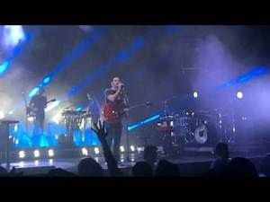Foster The People (Mark Foster Gives A Speech and Coming Of Age) Live