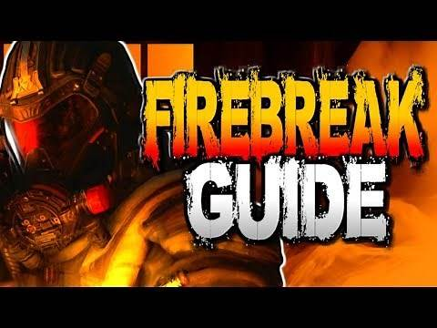 How To Use Firebreak Effectively | Black Ops 4 Specialist Guide