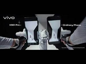 vivoX50Series | vivo Imaging Lab | Gimbal Stabilization