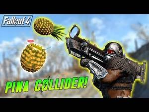 Fallout 4 Mods - Pina Collider and NCR Desert Raven!