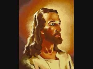 Drawing Jesus Using MS Paint