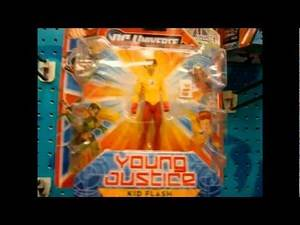 Young Justice WAVE 1 action figures at (SUPER TARGET)