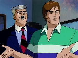 Spider-Man: The Animated Series - Night Of The Lizard (E1S01)