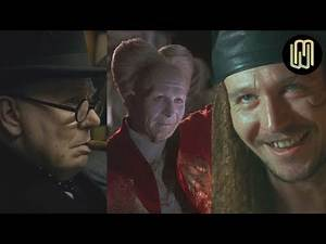 TOP 10 Gary Oldman Transformations