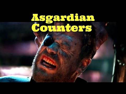 Asgardian Counters in Alliance War - Marvel Strike Force - Free to Play