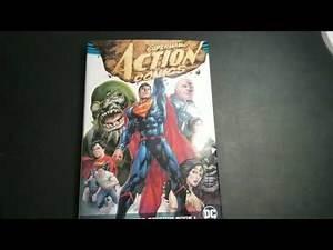 Superman Action Comics Rebirth Deluxe Edition Vol. 1