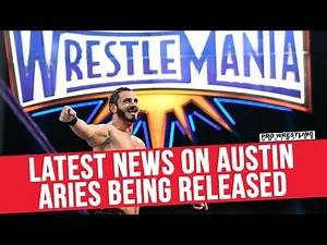 Latest On Aries' WWE Release; Called Hard To Work With & Happy For Release