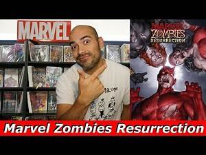MARVEL ZOMBIES RESURRECTION #1 | Comic Book Review