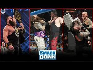 WWE Smackdown Live- January 31st, 2020 Highlights    WWE Smackdown 31/01/2020 Highlights