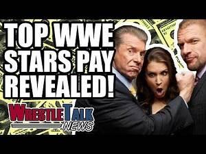 Vince McMahon, Triple H & More WWE Pay REVEALED! | WrestleTalk News Mar. 2018