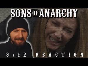 REACTION ► Sons Of Anarchy ► 3x12 - June Wedding