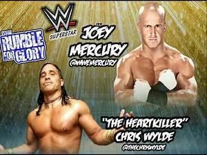 DCW   Joey Mercury vs. Chris Wylde (December 9, 2017)