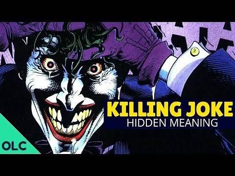 Philosophy of The Killing Joke: Is Joker Really Insane?
