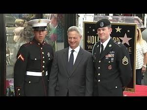 Gary Sinise's commitment to veterans