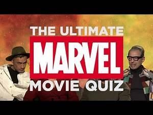 The cast of Thor Ragnarok FAIL the ultimate Marvel quiz