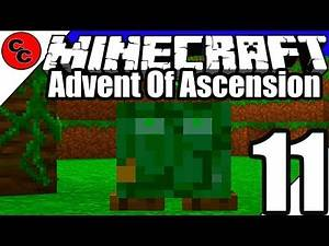 """Minecraft Mods: """"Advent Of Ascension Mod Lets Play EP11 BEST EP EVER """""""