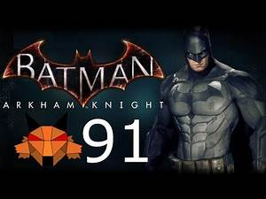 Let's Play Batman: Arkham Knight [PC/1080P/60FPS] Part 91 - Truck Tracker