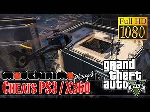 GTA V | Best Cheats and Funny Moments | PS3 / Xbox 360