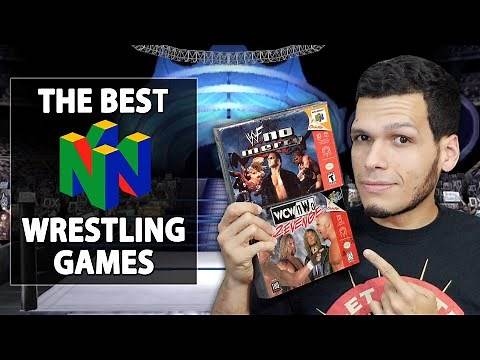Best Wrestling Games on the Nintendo 64 - PlayerJuan