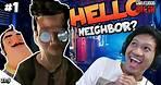 HELLO NEIGHBOR VERSI SEKOLAHAN!! Gravewood High Part 1 Alpha 1 END [SUB INDO] ~Bisa Rasenggan LoL!