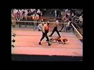 Shawn Michaels vs. Vader