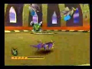 Spyro 2 [Boss Stages] Gulp's Overlook [NO SUPERFLAME]
