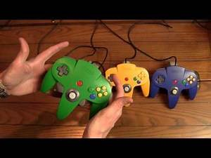 N64 Controller Review