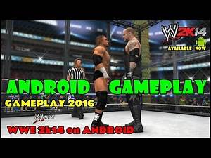 WWE 2K14 Now on ANDROID