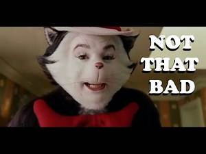 UnPopular Opinion: The Cat In The Hat 2003 Was A Good Movie