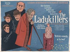 The Ladykillers (1955) - 65th anniversary 2020 4K (UHD) remaster trailer