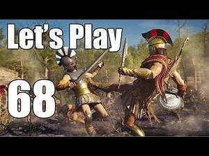 Assassin's Creed Odyssey - Let's Play Part 68: A Fresh Start