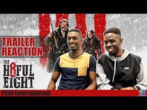 The Hateful Eight Teaser Trailer Reaction | PESH Entertainment