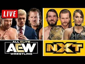 🔴 AEW Dynamite Live Stream & WWE NXT Live Stream January 29th 2020 - Full Show live reaction
