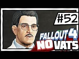Help Jack Cabot or Kill Him? [52] Fallout 4 NO VATS   SURVIVAL DIFFICULTY PLAYTHROUGH