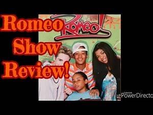 Nostalgic Review: Romeo Show