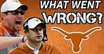 The downfall of Tom Herman and the Texas Longhorns