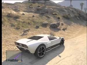 GTA V - Hunting a Mountain Lion