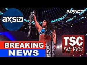 Impact Wrestling Owner Anthem Acquires AXS TV