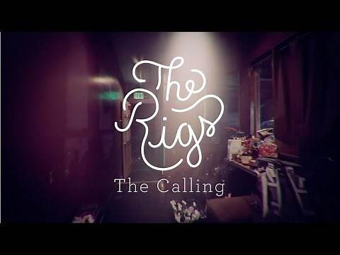 The Rigs - The Calling (Official Lyric Video)
