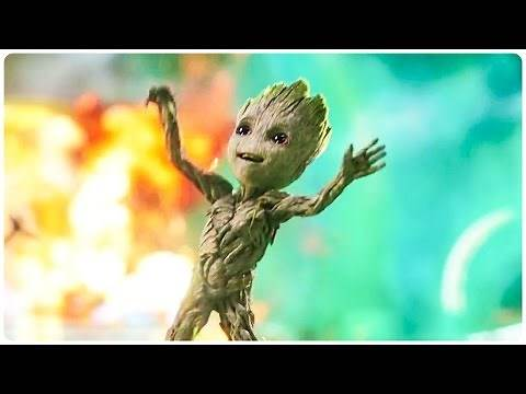 Guardians of the Galaxy 2 International Trailer #2 (2017)