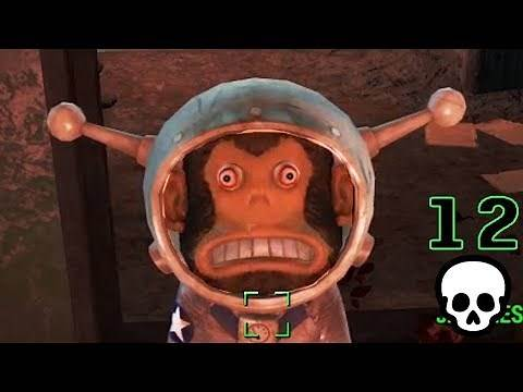 Modded Permadeath Fallout 4: Jangles the Moon Monkey [Ep. 12]