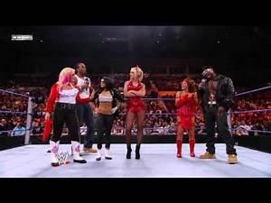 WWE Divas Halloween Costume Contest 2009 (HD)